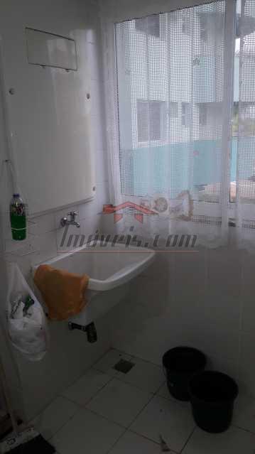 012 - Apartamento à venda Avenida Cláudio Besserman Vianna,Barra da Tijuca, Rio de Janeiro - R$ 460.000 - PEAP20976 - 14