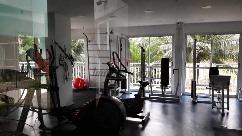 015 - Apartamento à venda Avenida Cláudio Besserman Vianna,Barra da Tijuca, Rio de Janeiro - R$ 460.000 - PEAP20976 - 17