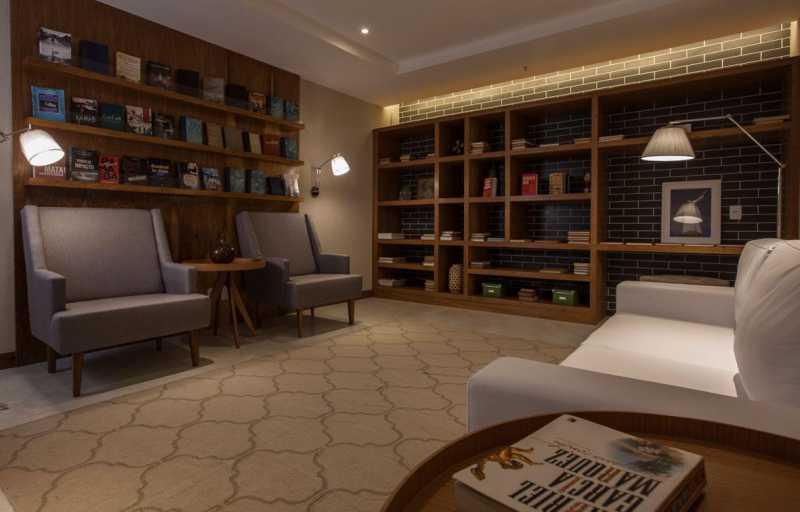 5 - Apartamento à venda Rua Nilton Santos,Recreio dos Bandeirantes, Rio de Janeiro - R$ 487.400 - PSAP21182 - 6