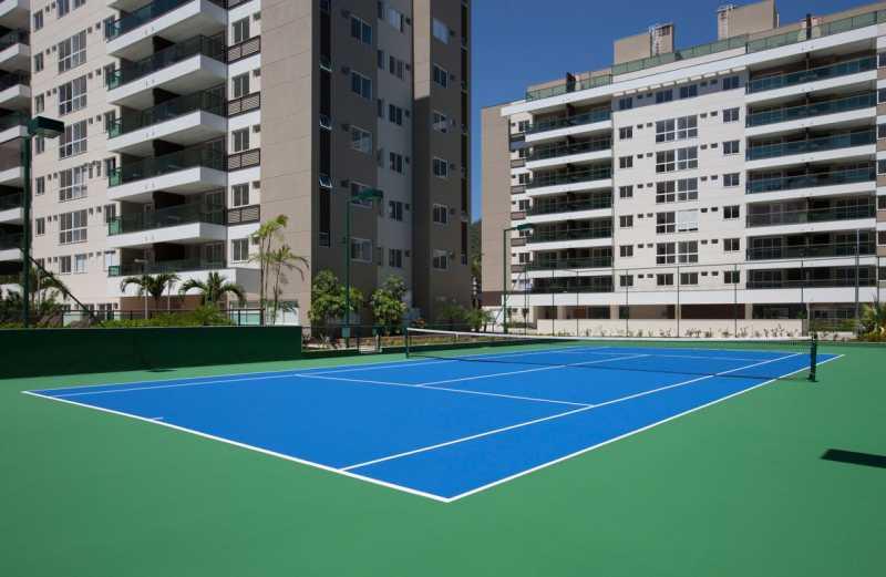 14 - Apartamento à venda Rua Nilton Santos,Recreio dos Bandeirantes, Rio de Janeiro - R$ 487.400 - PSAP21182 - 15
