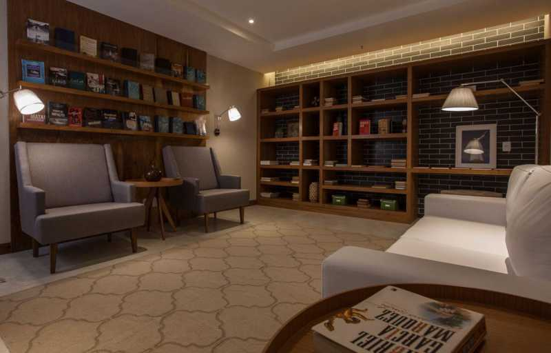 5 - Apartamento à venda Rua Nilton Santos,Recreio dos Bandeirantes, Rio de Janeiro - R$ 494.800 - PSAP21183 - 6
