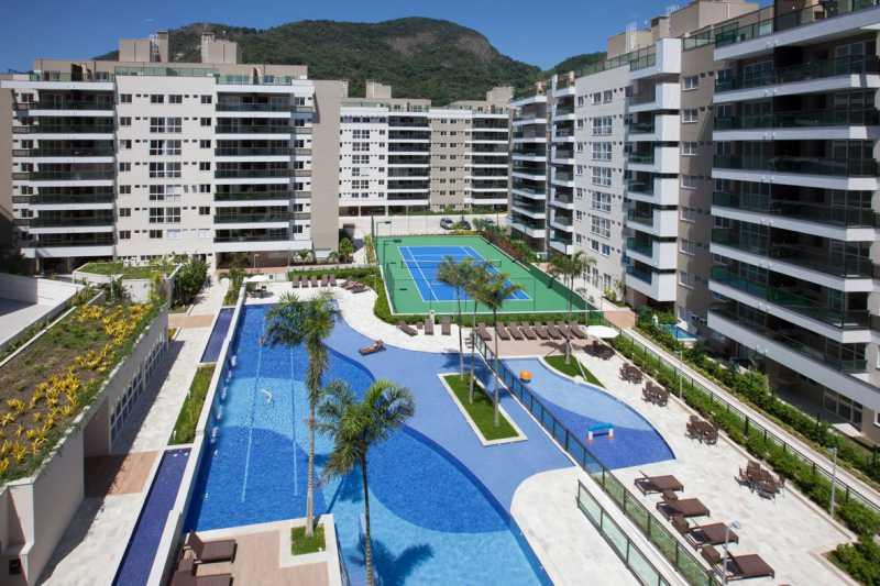 17 - Apartamento à venda Rua Nilton Santos,Recreio dos Bandeirantes, Rio de Janeiro - R$ 494.800 - PSAP21183 - 18