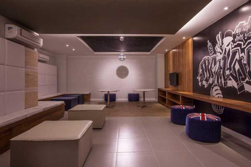12 - Apartamento à venda Rua Nilton Santos,Recreio dos Bandeirantes, Rio de Janeiro - R$ 472.800 - PSAP21185 - 13