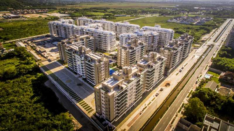 3 - Apartamento à venda Rua Nilton Santos,Recreio dos Bandeirantes, Rio de Janeiro - R$ 580.000 - PSAP30439 - 4