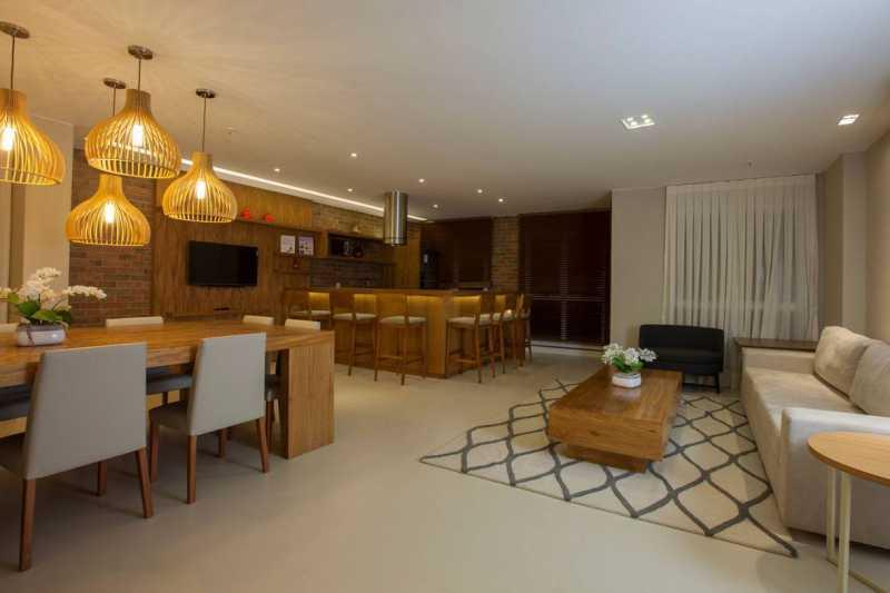4 - Apartamento à venda Rua Nilton Santos,Recreio dos Bandeirantes, Rio de Janeiro - R$ 580.000 - PSAP30439 - 5