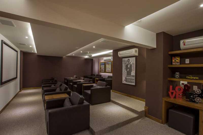 11 - Apartamento à venda Rua Nilton Santos,Recreio dos Bandeirantes, Rio de Janeiro - R$ 580.000 - PSAP30439 - 12