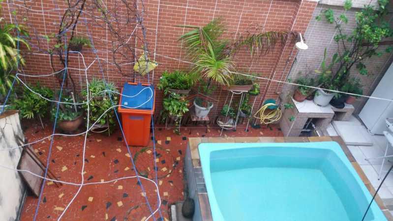 11. - Casa à venda Rua Marquês de Jacarepaguá,Taquara, Rio de Janeiro - R$ 2.100.000 - PECA30267 - 22