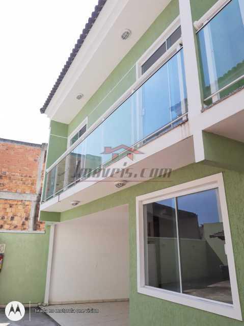 1. - Casa em Condomínio Oswaldo Cruz, Rio de Janeiro, RJ À Venda, 3 Quartos, 80m² - PECN30108 - 1