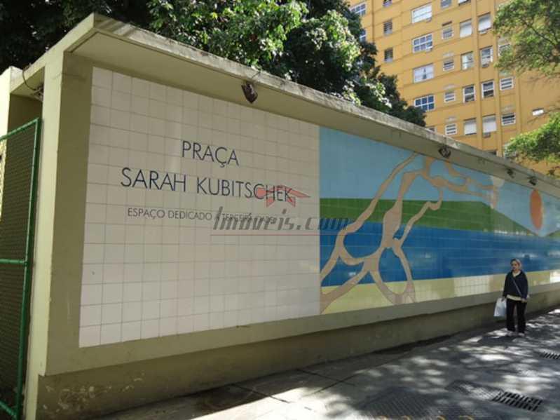 014 - Apartamento à venda Avenida Nossa Senhora de Copacabana,Copacabana, Rio de Janeiro - R$ 520.000 - PEAP10071 - 16