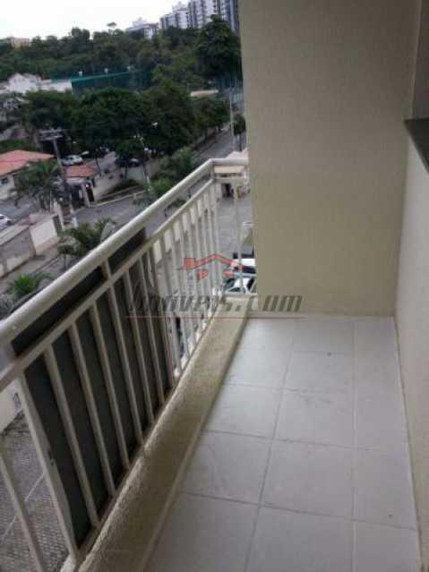 2 - Apartamento à venda Rua Oswaldo Lussac,Taquara, Rio de Janeiro - R$ 230.000 - PEAP21070 - 4