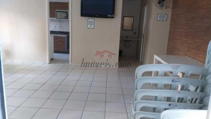 21 - Apartamento à venda Rua Oswaldo Lussac,Taquara, Rio de Janeiro - R$ 230.000 - PEAP21070 - 23