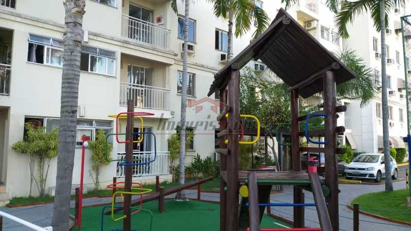 17 - Apartamento à venda Rua Oswaldo Lussac,Taquara, Rio de Janeiro - R$ 230.000 - PEAP21070 - 19
