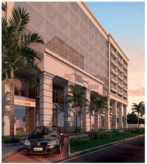 00 - Sala Comercial 20m² à venda Estrada dos Bandeirantes,Taquara, Rio de Janeiro - R$ 130.000 - PESL00033 - 1