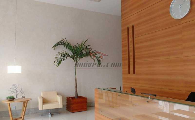 02 - Sala Comercial 20m² à venda Estrada dos Bandeirantes,Taquara, Rio de Janeiro - R$ 130.000 - PESL00033 - 4