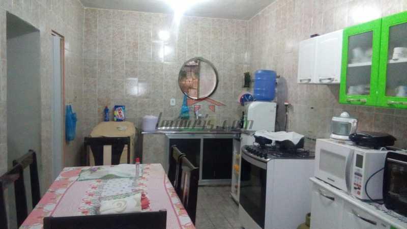 07 - Casa à venda Rua Lima Drumond,Vaz Lobo, Rio de Janeiro - R$ 270.000 - PECA40109 - 9