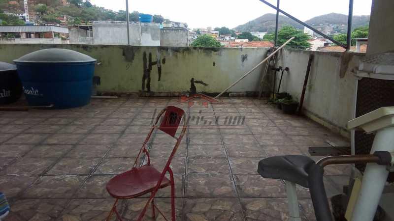 014 - Casa à venda Rua Lima Drumond,Vaz Lobo, Rio de Janeiro - R$ 270.000 - PECA40109 - 16
