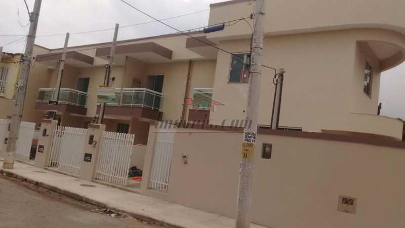 1. - Casa em Condomínio à venda Rua Diamante Do Norte,Campo Grande, Rio de Janeiro - R$ 239.500 - PECN20111 - 1