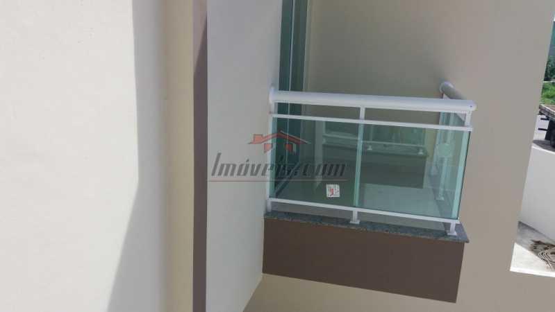 19. - Casa em Condomínio à venda Rua Diamante Do Norte,Campo Grande, Rio de Janeiro - R$ 239.500 - PECN20111 - 20