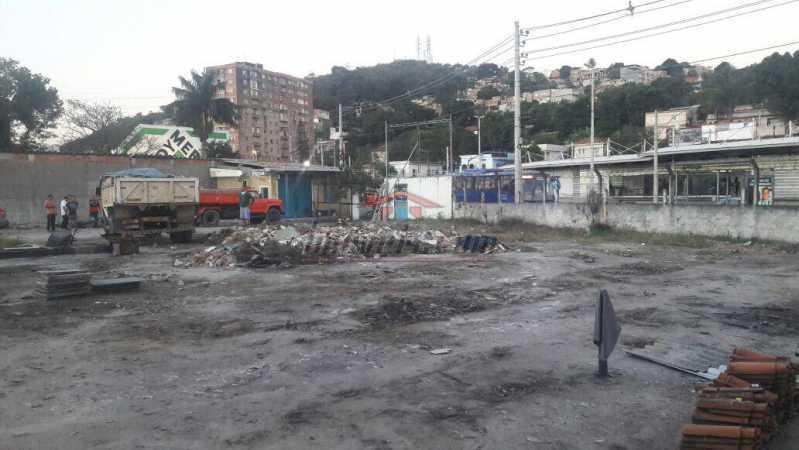 5 - Terreno 2000m² à venda Rua Cândido Benício,Campinho, Rio de Janeiro - R$ 2.350.000 - PEMF00022 - 6