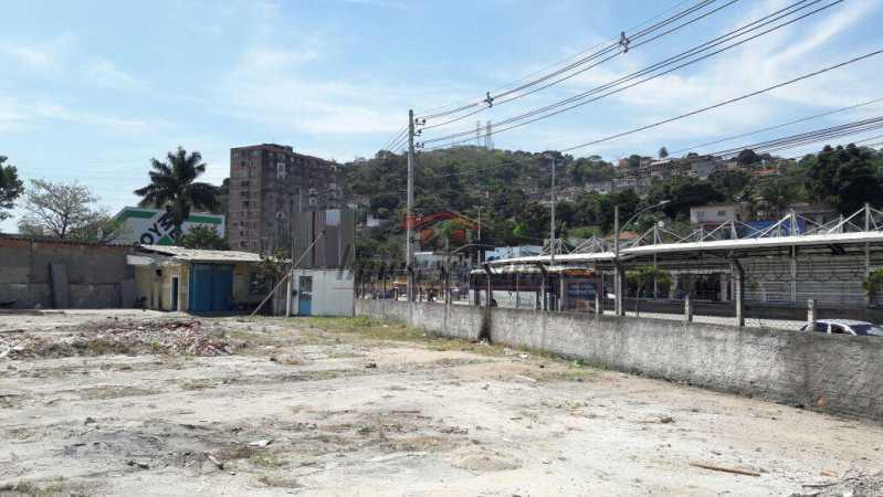 6 - Terreno 2000m² à venda Rua Cândido Benício,Campinho, Rio de Janeiro - R$ 2.350.000 - PEMF00022 - 7