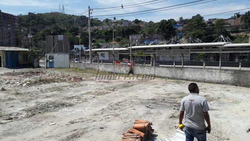7 - Terreno 2000m² à venda Rua Cândido Benício,Campinho, Rio de Janeiro - R$ 2.350.000 - PEMF00022 - 8