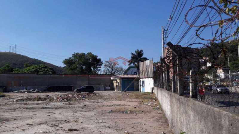 4 - Terreno 2000m² à venda Rua Cândido Benício,Campinho, Rio de Janeiro - R$ 2.350.000 - PEMF00022 - 5