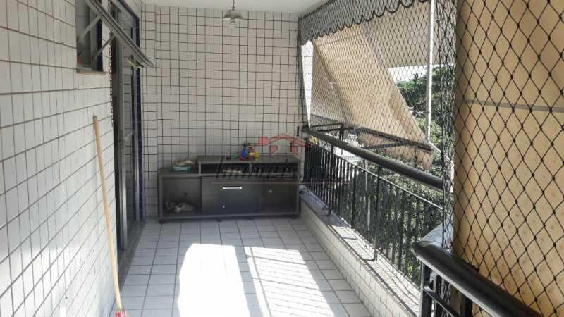 17. - Cobertura Rua Ituverava,Anil,Rio de Janeiro,RJ À Venda,3 Quartos,160m² - PSCO30064 - 3