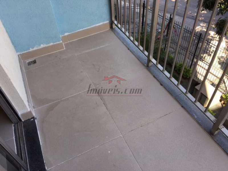 548715092609017 - Apartamento à venda Rua Cândido Benício,Praça Seca, Rio de Janeiro - R$ 225.000 - PEAP21158 - 7