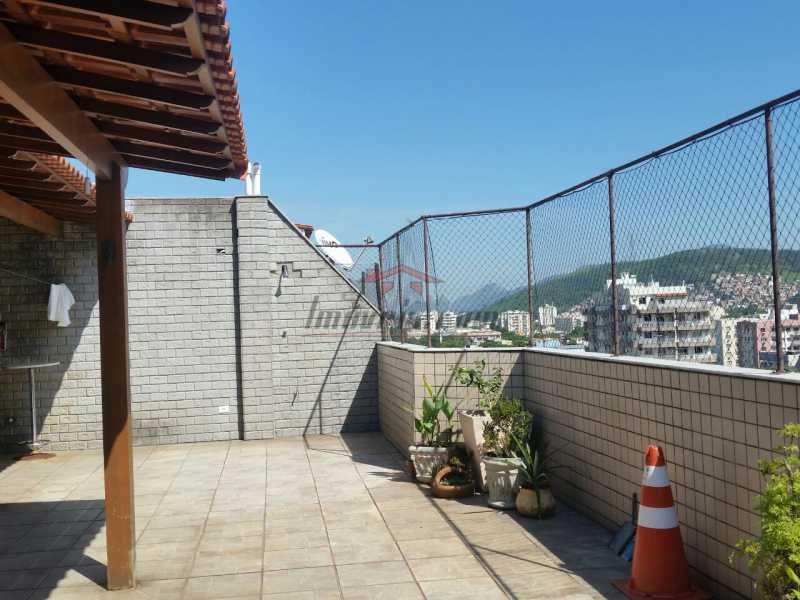 29. - Cobertura à venda Rua Capitão Machado,Praça Seca, Rio de Janeiro - R$ 360.000 - PSCO30065 - 29