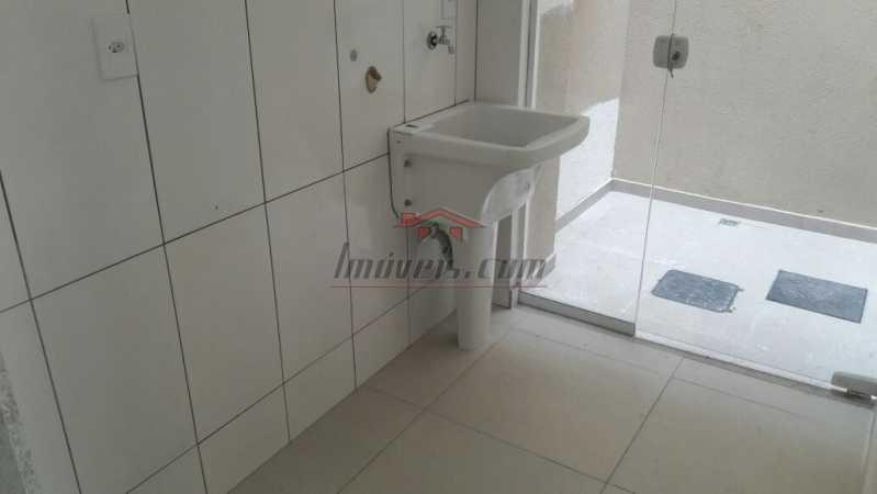 3. - Casa à venda Rua Cândido de Figueiredo,Tanque, Rio de Janeiro - R$ 450.000 - PECA30274 - 21