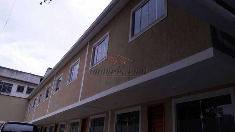 25. - Casa à venda Rua Cândido de Figueiredo,Tanque, Rio de Janeiro - R$ 450.000 - PECA30274 - 3