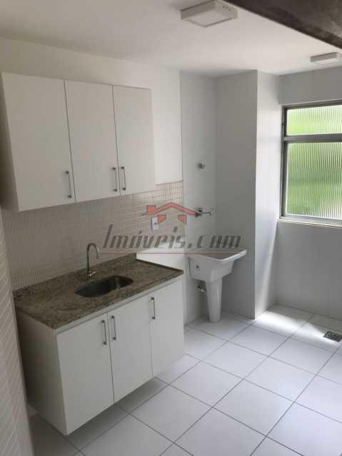 17. - Apartamento à venda Avenida Isabel Domingues,Gardênia Azul, Rio de Janeiro - R$ 260.000 - PSAP21355 - 18