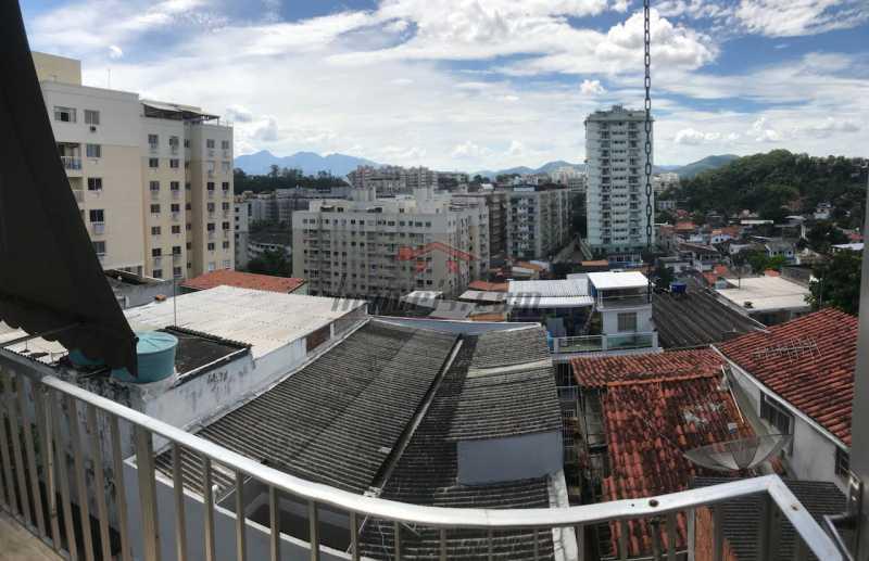 18. - Apartamento à venda Avenida Isabel Domingues,Gardênia Azul, Rio de Janeiro - R$ 260.000 - PSAP21355 - 25