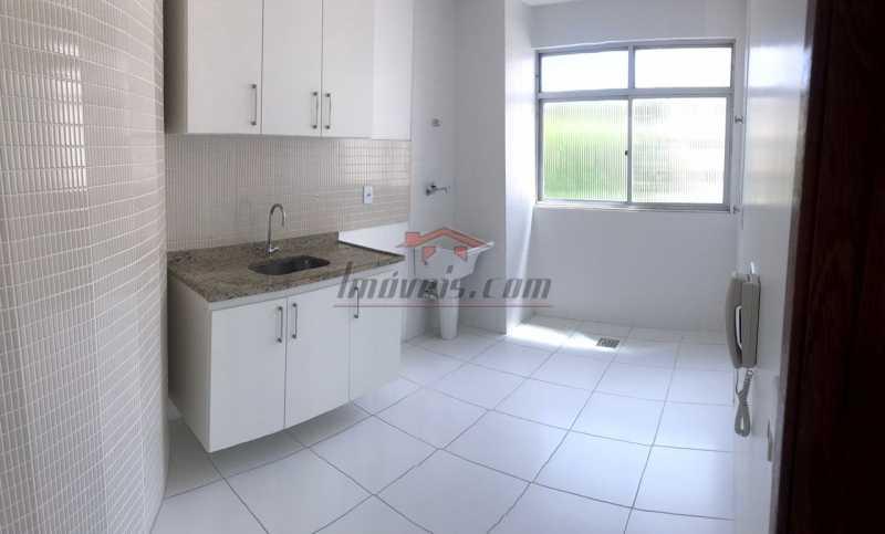 19. - Apartamento à venda Avenida Isabel Domingues,Gardênia Azul, Rio de Janeiro - R$ 260.000 - PSAP21355 - 16