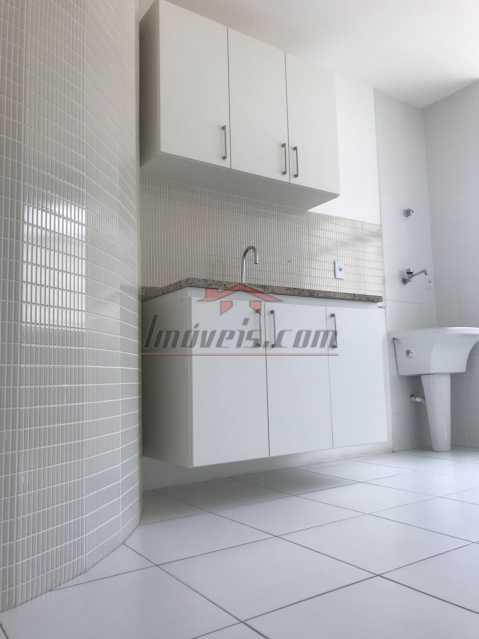 20. - Apartamento à venda Avenida Isabel Domingues,Gardênia Azul, Rio de Janeiro - R$ 260.000 - PSAP21355 - 17