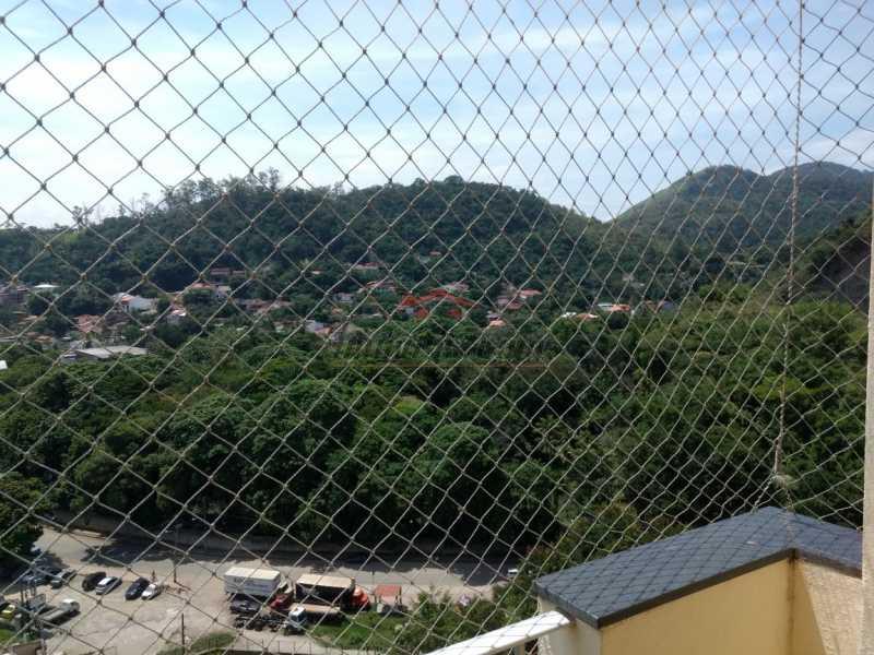 16. - Apartamento à venda Avenida São Josemaria Escrivá,Itanhangá, Rio de Janeiro - R$ 210.000 - PSAP21382 - 17