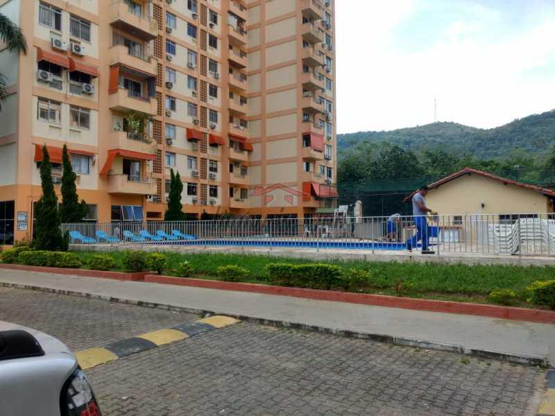 23. - Apartamento à venda Avenida São Josemaria Escrivá,Itanhangá, Rio de Janeiro - R$ 210.000 - PSAP21382 - 22