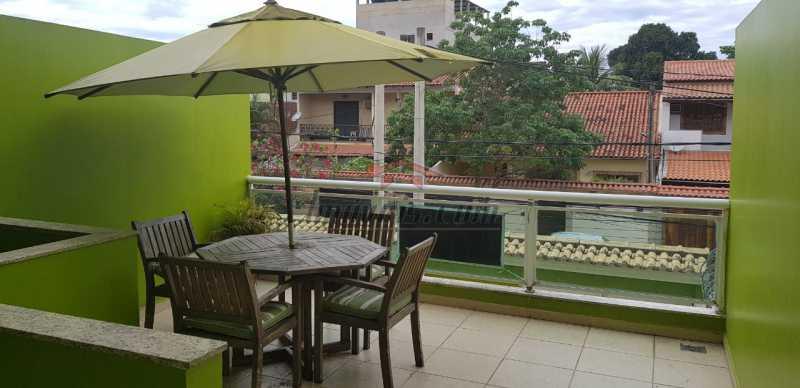 09. - Casa em Condomínio à venda Rua Projetada D,Curicica, Rio de Janeiro - R$ 530.000 - PECN30125 - 11