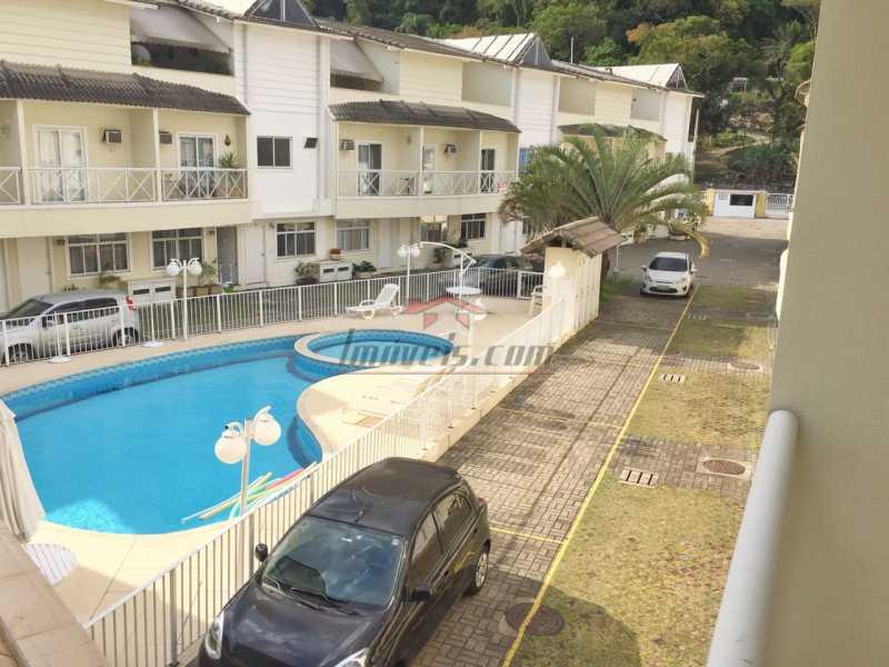 00 - Casa em Condomínio à venda Estrada dos Bandeirantes,Jacarepaguá, Rio de Janeiro - R$ 455.000 - PECN30127 - 1