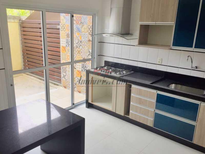 09 - Casa em Condomínio à venda Estrada dos Bandeirantes,Jacarepaguá, Rio de Janeiro - R$ 455.000 - PECN30127 - 11
