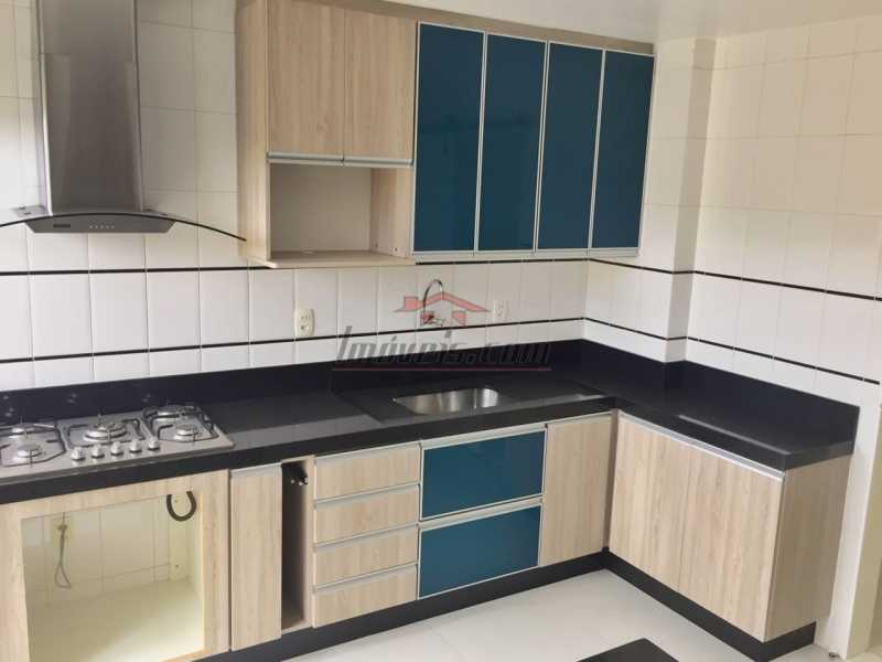 010 - Casa em Condomínio à venda Estrada dos Bandeirantes,Jacarepaguá, Rio de Janeiro - R$ 455.000 - PECN30127 - 12