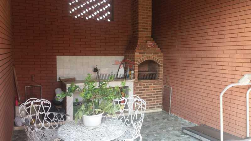 29 - Casa à venda Rua Dores de Campos,Praça Seca, Rio de Janeiro - R$ 380.000 - PSCA30184 - 28