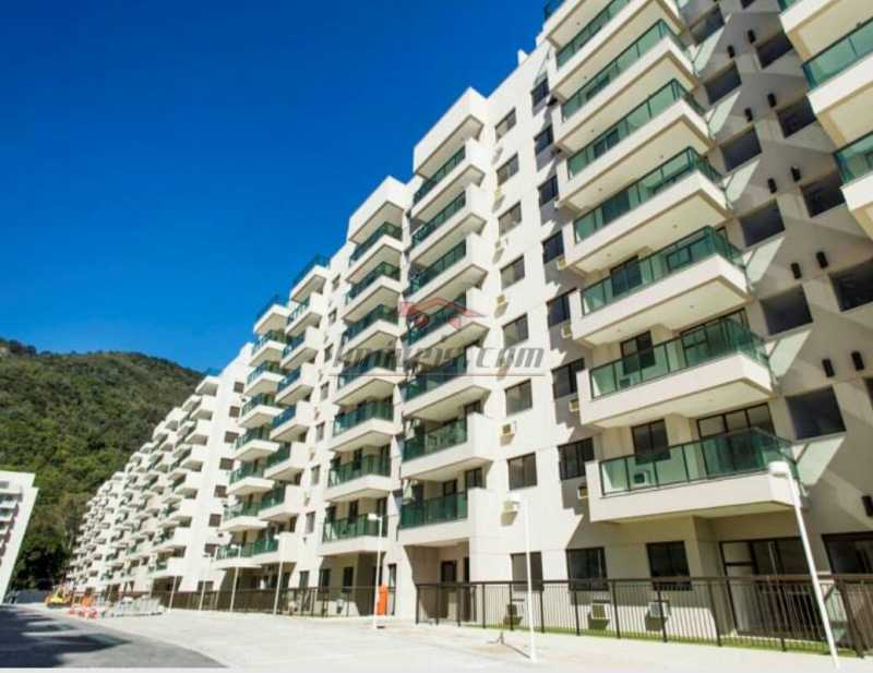 2 - Apartamento à venda Rua NILTON SANTOS,Recreio dos Bandeirantes, Rio de Janeiro - R$ 408.608 - PEAP21196 - 3