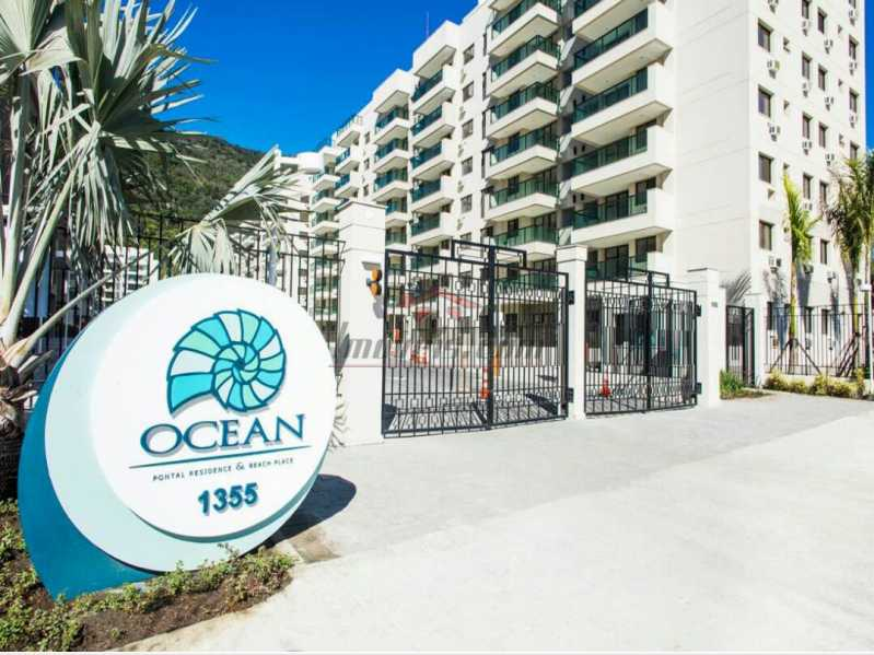 4 - Apartamento à venda Rua NILTON SANTOS,Recreio dos Bandeirantes, Rio de Janeiro - R$ 408.608 - PEAP21196 - 5