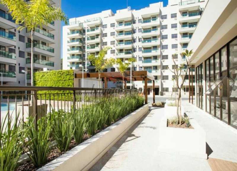 5 - Apartamento à venda Rua NILTON SANTOS,Recreio dos Bandeirantes, Rio de Janeiro - R$ 408.608 - PEAP21196 - 6
