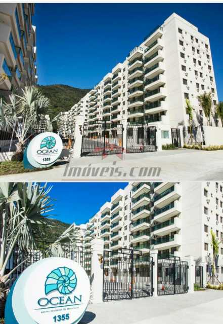 6 - Apartamento à venda Rua NILTON SANTOS,Recreio dos Bandeirantes, Rio de Janeiro - R$ 408.608 - PEAP21196 - 7