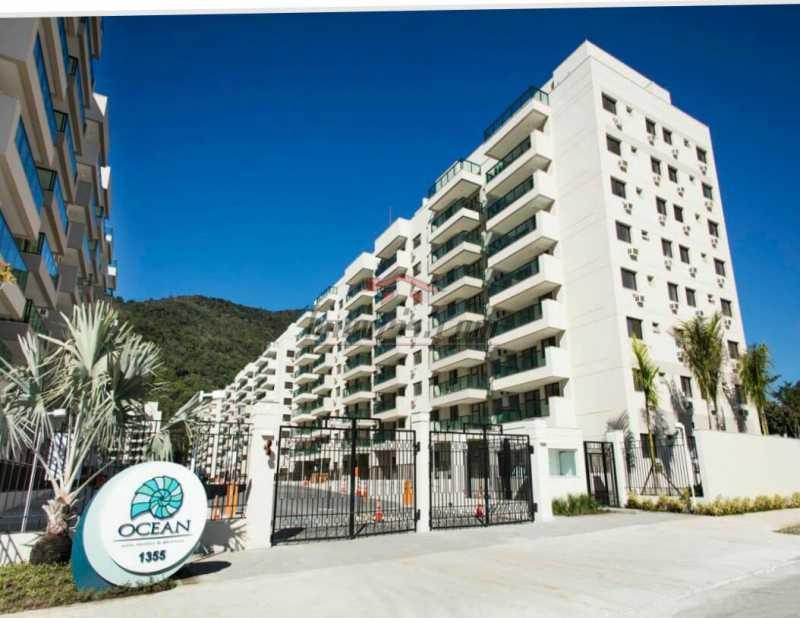 7 - Apartamento à venda Rua NILTON SANTOS,Recreio dos Bandeirantes, Rio de Janeiro - R$ 408.608 - PEAP21196 - 8
