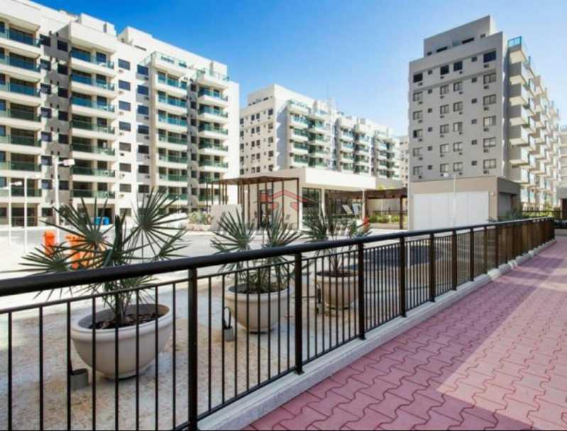 8 - Apartamento à venda Rua NILTON SANTOS,Recreio dos Bandeirantes, Rio de Janeiro - R$ 408.608 - PEAP21196 - 9