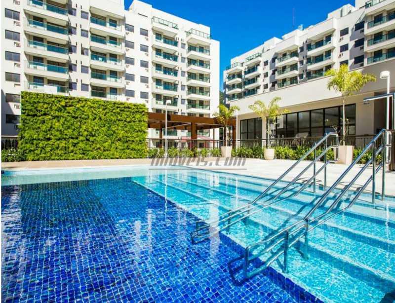 9 - Apartamento à venda Rua NILTON SANTOS,Recreio dos Bandeirantes, Rio de Janeiro - R$ 408.608 - PEAP21196 - 10
