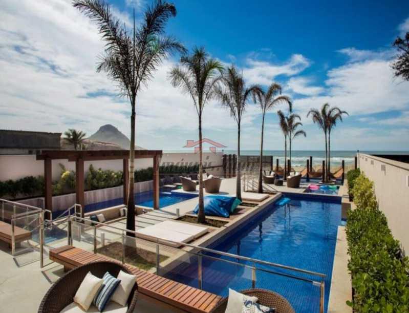 11 - Apartamento à venda Rua NILTON SANTOS,Recreio dos Bandeirantes, Rio de Janeiro - R$ 408.608 - PEAP21196 - 12